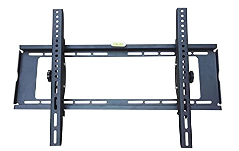 "Ultra Universal Fitting Tilt and Swivel Wall Bracket TV Mount for 30"" to 60"" TVs Top Quality Heavy Duty Premium Mount VESA 200x100 400x400 120 Degree Left to Right Adjustable Swivel Action Upto 30kg/66lbs Including Fixing Pack Low Profile"