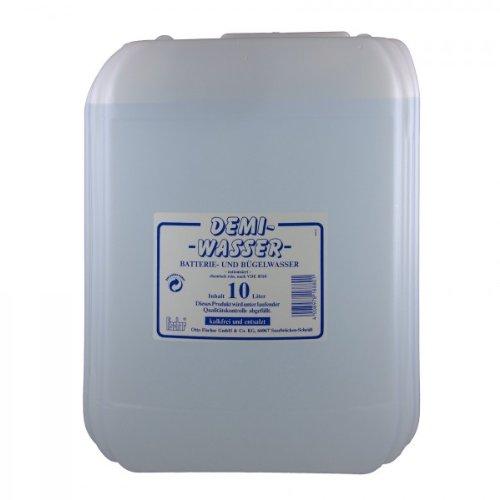 Demineralisiertes Wasser techn. 10 L