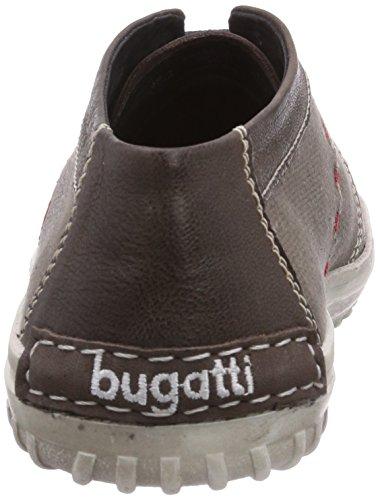 Bugatti - F81011g6, Sneaker basse Uomo Grigio (Grau (dgrau 145))