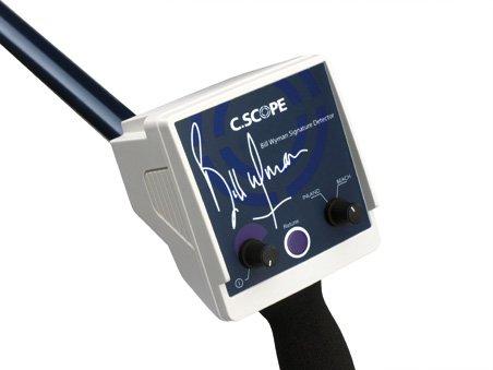 CScope-Bill-Wyman-Signature-Metal-Detector
