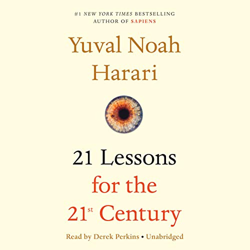 21 Lessons for the 21st Century 21 Audio