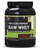 Advance MuscleMass 100% Raw Whey Protein (Raw Whey Imported from USA) Supplement Powder