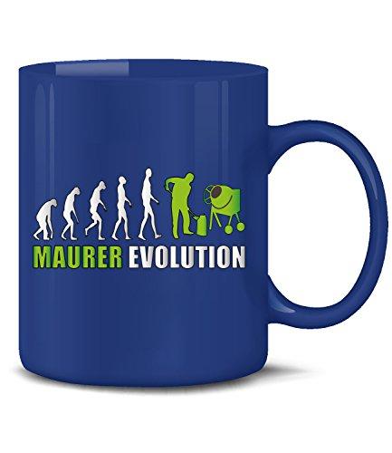 Maurer EVOLUTION 5898(Blau-Grün)