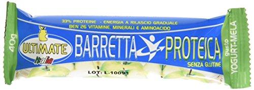Ultimate italia barrem/y barretta proteica - 24 pezzi