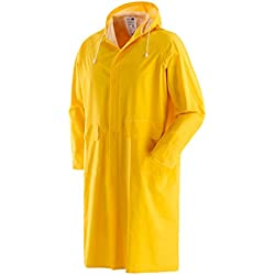 Impermeable Abrigo Color Amarillo Talla L Unisex
