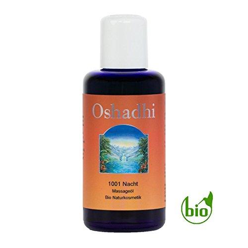 Preisvergleich Produktbild 1001 Nacht Massageöl bio