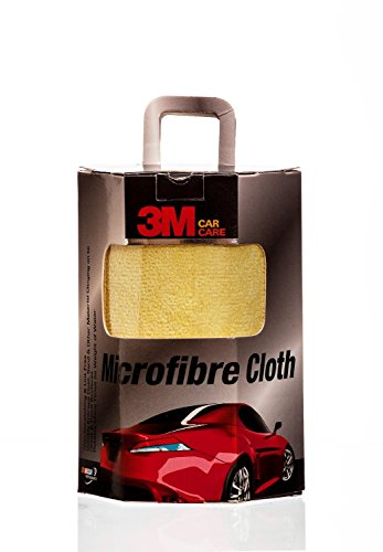 3m microfiber cloth (pack of 2) 3M Microfiber Cloth (Pack of 2) 41 2BjkBw fbL