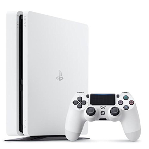 PS4 Slim blanche