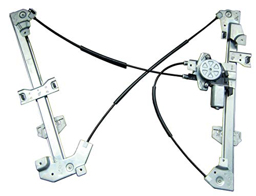 Levantador de regulador de ventana delantero derecho CON MOTOR CITROEN C5 C5 RD o romper TD 08