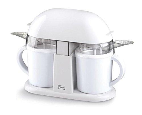 Trebs 99249 Duo Machine à Crème Glacée