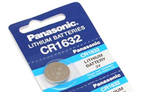 CR1632 Lithium Knopfbatterie, Knopfzelle, 125mAh