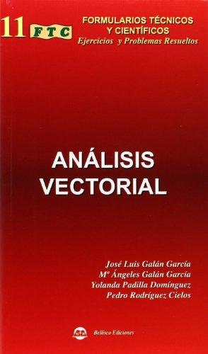 Analisis vectorial por Jose Luis Galan Garcia