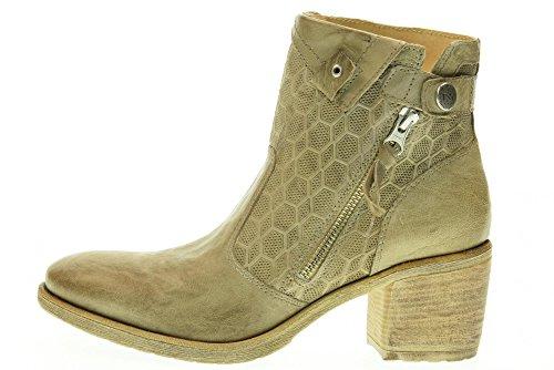 NERO GIARDINI scarpe donna tronchetti con tacco P717150D/439 Beige