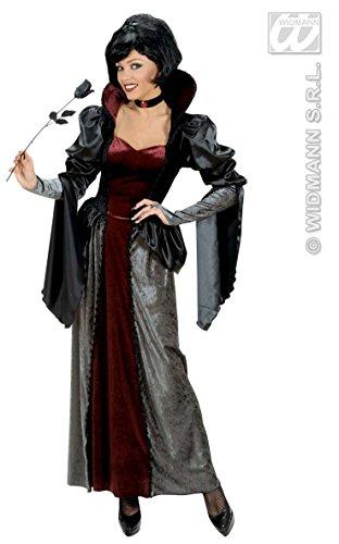 Vampir Gräfin Luxus Kostüm Damen - L