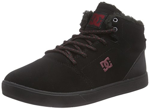 DC Shoes  Crisis High Wnt B Shoe Bta, Sneakers Hautes garçon Noir (Black/Battleship/Ath)