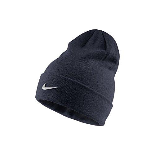 Nike Y NK BEANIE METAL SWOOSH - Berretto, Blu, One size, Unisex