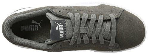 Puma Smash SD, Unisex-Erwachsene Sneaker Grau