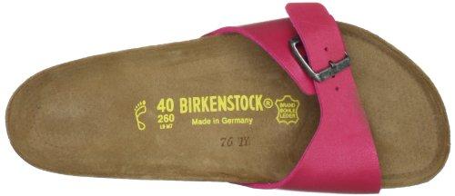Birkenstock 239441, Mules femme Rouge (rose Red)
