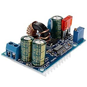Full Function DC - DC Auto Step - Up Step - Down Constant Voltage Current Regulator Module Car Charging LED Driver - BLUE