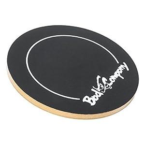 Bad Company I Balance Board aus Holz (MDF) I Therapiekreisel in Studio-Qualität I 30, 40, 50 cm