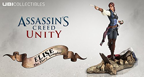 Ubisoft - Figura Assassin's Creed Unity: Elise