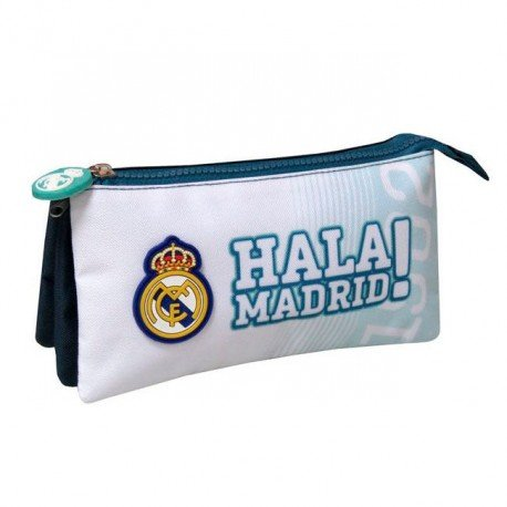 Real Madrid CF Portatodo Real Madrid Triple (PT-283-RM)