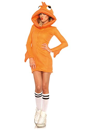 Leg Avenue 85414 - Cozy Goldfish Damen kostüm, Größe Medium (EUR 38)