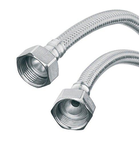 Flexi souple cuisine bassin robinet monobloc connecteur tuyau d'arrosage 3/4 \