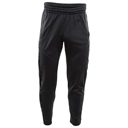Da uomo Nike Therma Elite basketball pantaloni Anthracite/Pure Platinum/Black