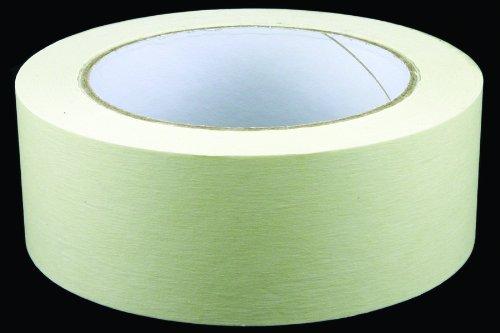 6 x MASTER Maler Kreppband - 48 mm - 50 m - 60° - Malerkrepp Klebeband - Malerkreppband - Flachkrepp Abdeckband - Abklebeband