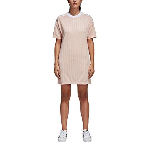 adidas Damen Trefoil Kleid, Blupnk, 40 Preisvergleich