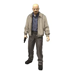 Breaking Bad 6-inch Heisenberg Jacket Exclusive (Grey)