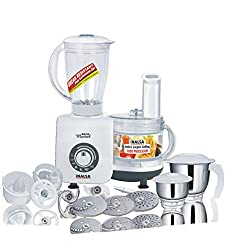 Inalsa Maxie Marvel 650 watt Food Processor with 3 jar