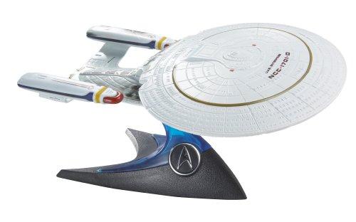 Hot Wheels Star Trek Battle Damaged U.S.S. Enterprise ncc-1701-d–Modell # P8519 (Star Trek-battle Damaged)