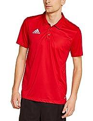 Adidas Mens Core 15 Climalite Polo Shirt