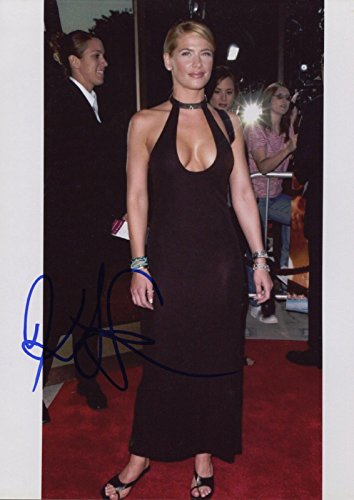 kristy-swanson-signed-sexy-busty-in-black-dress-color-8x10-photo-with-coa-pj