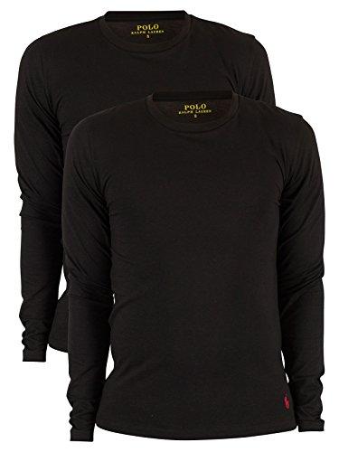 polo-ralph-lauren-herren-2er-pack-longsleeved-stretch-cotton-t-shirt-schwarz-x-large