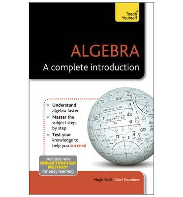 [ { Teach Yourself: Algebra: A Complete Introduction } ] BY ( Author ) May-2013 [ Paperback ]