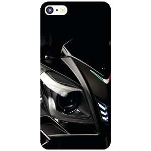 Apple iPhone 5C Back Cover - Fun Designer Cases