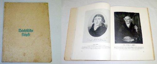 Bestell.Nr. 321860 Sächsische Köpfe im zeitgenössischen Bild