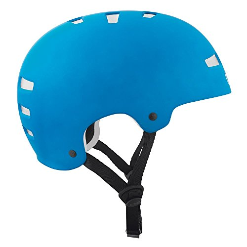 TSG Helm Evolution Solid Color, Satin Dark Cyan, S/M