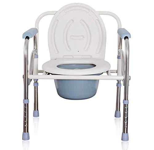 Tragbare Toilette Stühle (M&M Toilette, Toilettensitz, Schwangere Frau, Toilettensitz, Alten Behinderte, Mobiler Toilettensitz, Kommode-Stuhl)