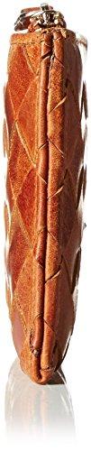 Maitre - Quadro Dea Sq2z, Portafoglio Donna Arancione (Arancione )