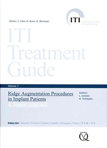 [(Iti Treatment Guide Volume 7 : Ridge Augmentation Procedures in Implant Patients)] [By (author) Daniel Wismeijer] published on (March, 2014)