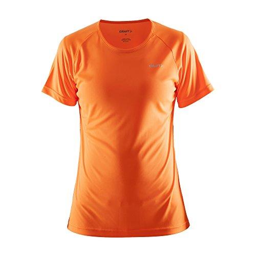 Craft - T-shirt sport à manches courtes - Femme Gris