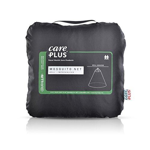Preisvergleich Produktbild Care Plus Mückennetz in Glockenform, imprägniert, für 2Personen