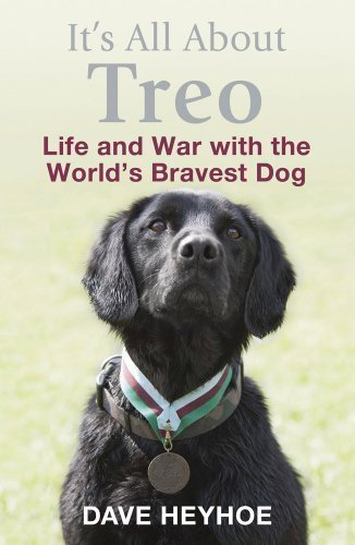 It's All About Treo: Life and War with the World's Bravest Dog: Life, Love and War with the World's Bravest Dog by Heyhoe, Dave on 27/09/2012 UK Airports edition (Treo)