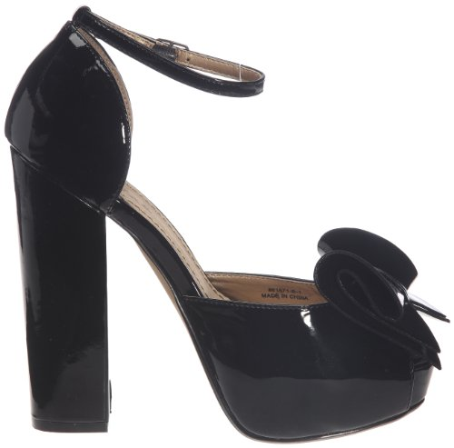 Blink 801571 D, Damen Sandalen Schwarz (Black)