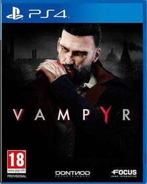 Vampyr (PEGI 100% UNCUT) PreOrder Edition [Playstation 4] (deutsch) Playstation 4-pre-order Games