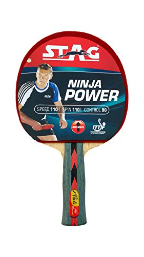 Stag Ninja Power Table Tennis Racquet